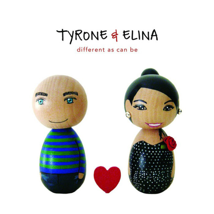 Tyrone and Elina CD